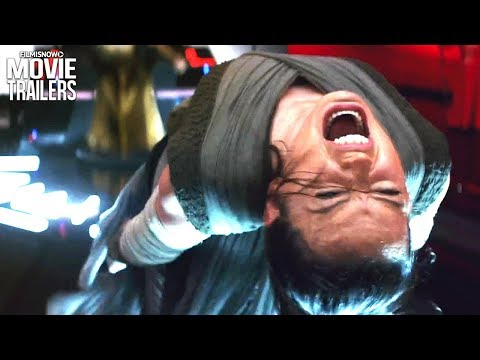 Thumbnail: Star Wars: The Last Jedi trailer - Rey's 'raw' power terrifies Luke