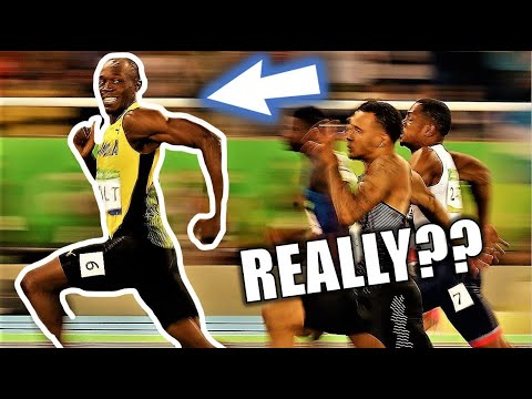 Track & Field's 10 Most EPIC ATHLETES || THE GREATEST EVER