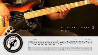 Zafer Şanlı Bas Gitar Dersleri Stiller Rock 2 60 Bpm