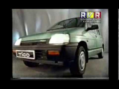 Reclamă Daewoo Tico (Anca Țurcașiu) - 2000 - Reclame Vechi România