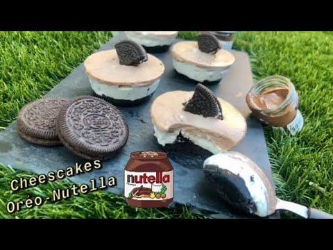 minis-cheesecake-oréo-nutella-facile-et-sans-cuisson-تشيزكيك-سهل-و-لذيذ-بؤريو-و-نوتيلا-بدون-فرن
