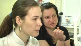2020-05-29 г. Брест.  «ЦМХГ Макарчука»: диабетическая ретинопатия. Новости на Буг-ТВ. #бугтв