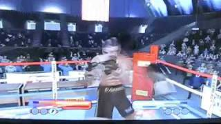 Wii Don King Boxing Fight