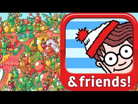 WALDO & FRIENDS!!! Where
