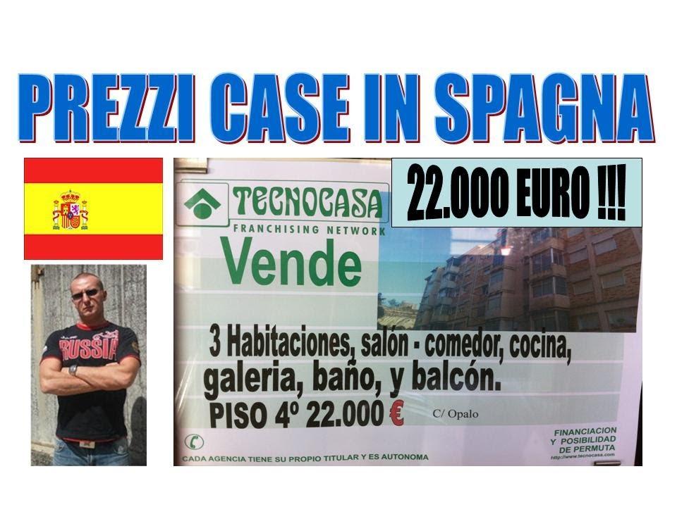 Prezzi case in spagna appartamenti da 22 mila euro for Appartamenti arredati napoli