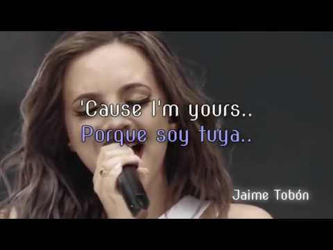 Little Mix - Secret Love Song Part. II (Lyrics & Sub Español) ♡