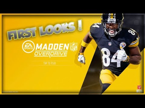 MADDEN OVERDRIVE IS HERE!! FIRST LOOKS AND PRESEASON REWARDS!!