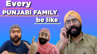 Every Punjabi Family Be Like | Harshdeep Ahuja | CBSE Board Results
