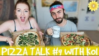 PIZZA TALK #9 WITH KOI | MEGHAN HUGHES