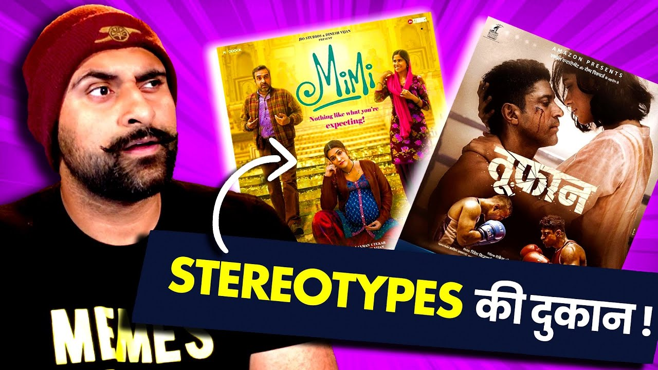 Toofan And Mimi Spread More Bollywood Hindu Stereotypes | Bollywood Cringe