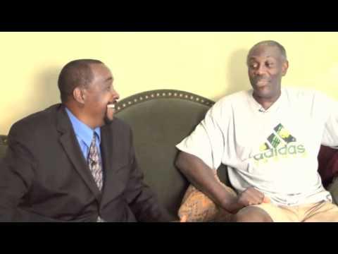 NBA Champion Player, Bob McAdoo, interviewed by Herbert Dennard Part 1