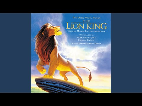 Can You Feel The Love Tonight From The Lion King  Soundtrack Version