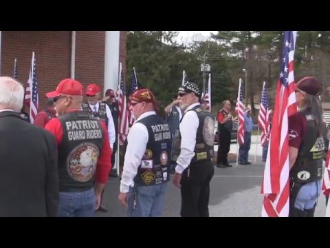 FUNERAL OF CHIEF PETTY OFFICER SCOTT G. KING, USCG