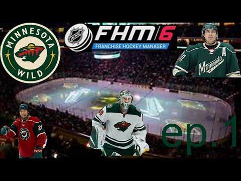 Franchise hockey manager (FHM) 6 wild roster breakdown |