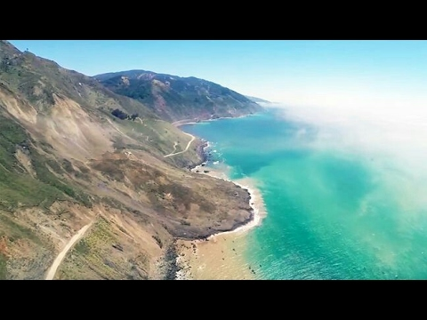 MASSIVE Landslide HITS California: Big Sur