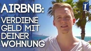 Airbnb: Verdiene Geld mit Deiner Wohnung (Erfahrung und Gutschein)