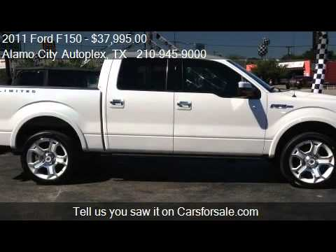 Ford F150 Lariat 4X4 For Sale >> 2011 Ford F150 Lariat Limited 4x4 - for sale in Universal ...