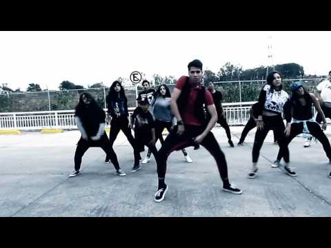 WilldaBeast Adams Choreography - Trap music pt.1 HIGHER | Cover By Omega Crew Ω