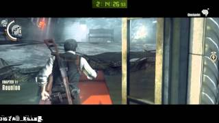 (Obsolete) The Evil Within Speed Run World Record 3:22:06 Nightmare (No Deaths / Checkpoints)