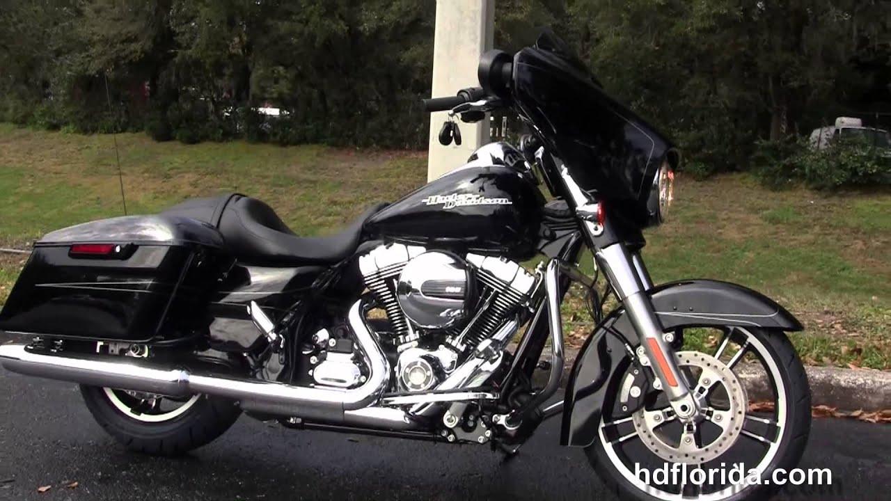 Harley Davidson Street Glide Special Specs