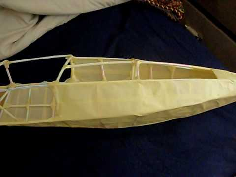 Homemade Rc Fiberglass Boat Pt 1