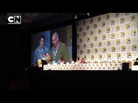 Regular Show San Diego Comic-Con 2014 Rap I Cartoon Network