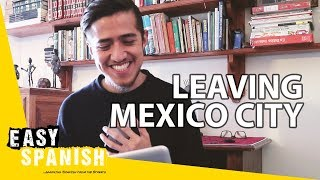 Leaving Mexico City, where am I going? | The Oscars | Mexicans in the USA — Juan Responde 4 (Q