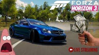 Forza Horizon 3 / ძაან დონაციები და 42k SUB :O