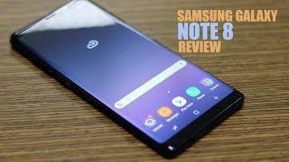 Samsung Galaxy Note 8 Review - Noteworthy