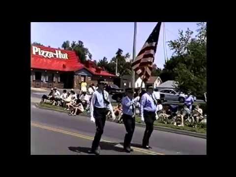 Massena Bi-Centennial Parade  7-13-02
