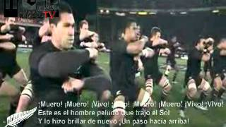 "MICAAL-TV ""Escalofriante danza de los All Blacks...-la Haka-"""