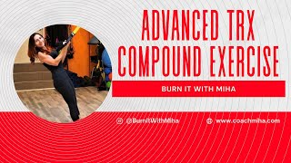 TRX Compound Exercises