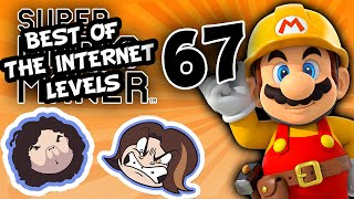 Super Mario Maker: Being Real - PART 67 - Game Grumps