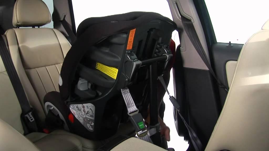 MULTI TECH II  Installing the Seat  Rearward Facing