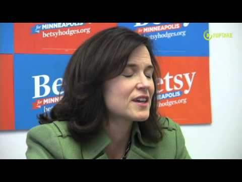Minneapolis Mayor-Elect Betsy Hodges Unveils Plan For First Day In Office