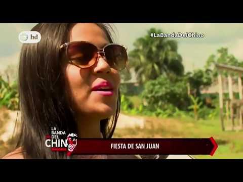 FIESTA DE SAN JUAN EN IQUITOS 2017. LA BANDA DEL CHINO