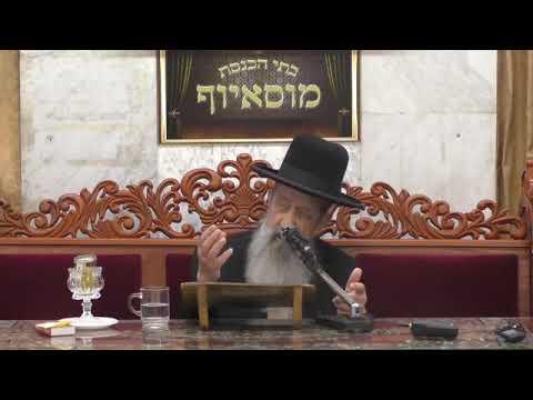 הרב בן ציון מוצפי   הילולת האר''י הקדוש חובה לצפות!