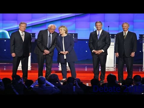 2016 Presidential Debates - Democratic Candidates Prepare For Debate 2015