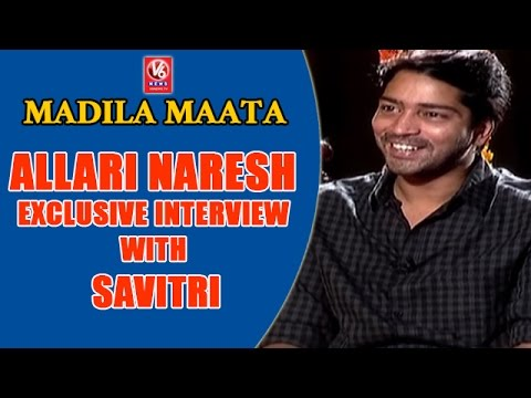 Allari Naresh Exclusive Interview With...