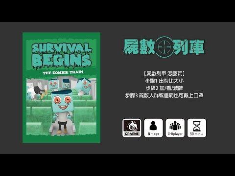 屍數列車 影片介紹