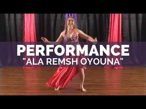Ala Remsh Oyouna - Hamada El-Lethi - Anna of Houston