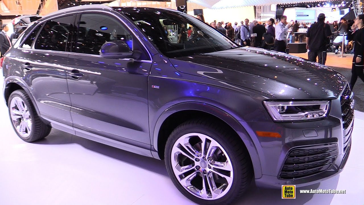 2016 audi q3 2 0 tfsi quattro s line exterior and for Interieur q3 s line