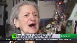 Walls have eyes: NYC landlord spies on tenants trying to force them out