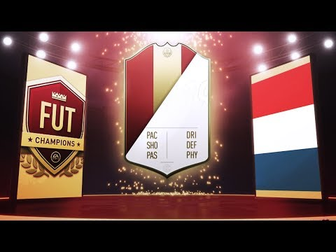 I PACKED ANOTHER ICON! - FIFA 19 TOP 100 FUT CHAMPS REWARDS!