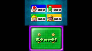 Mario Party Island Tour Minigames: Puzzle Pronto