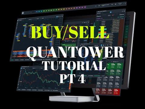 QUANTOWER!! ATM, PONER ORDENES, CONFIGURAR TP Y SL. Parte 4