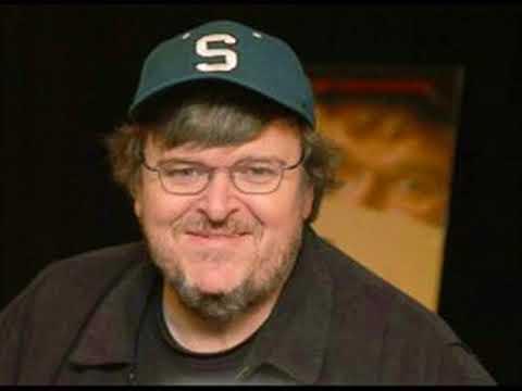 Michael Moore Questions 9/11 Pentagon Strike