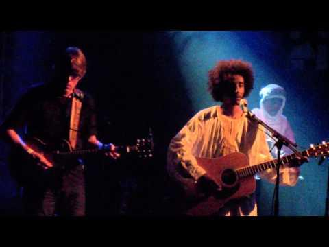 "Tamikrest feat. Chris Eckman - ""Adagh"" live june 22, 2011"