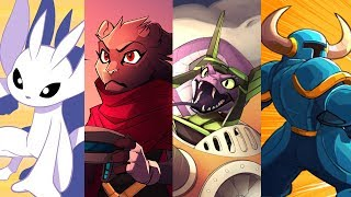 Rivals of Aether - All Character Trailers Compilation