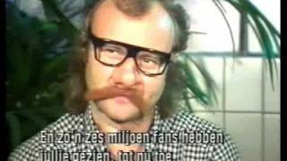 Genesis 1987 Weird Dutch Interview + Live Footage from Rotterdam 87 Land of Confusion